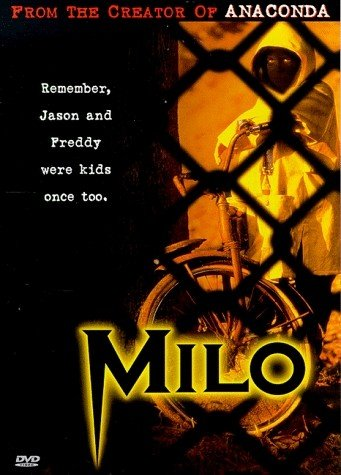 La locandina di Milo