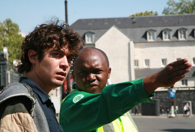 Riccardo Scamarcio in una immagine del film Eden Is West