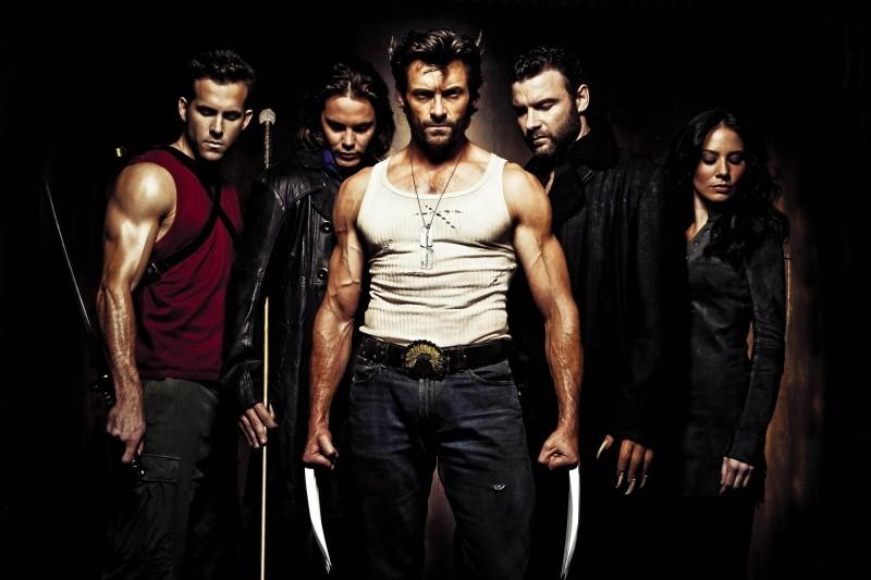 Il cast di X-Men - Le origini: Wolverine al completo