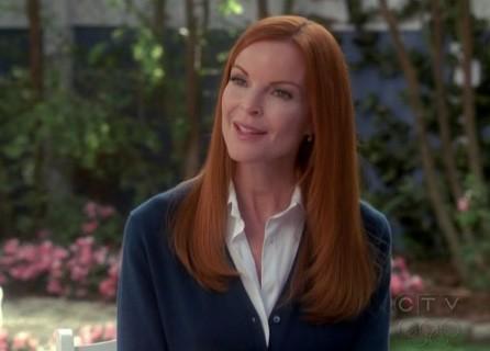 Marcia Cross nell'episodio Connect! Connect! della quinta stagione di Desperate Housewives
