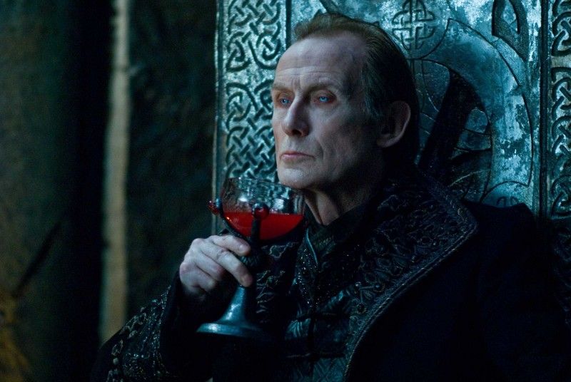 Bill Nighy in un'immagine del film Underworld: La ribellione dei Lycans