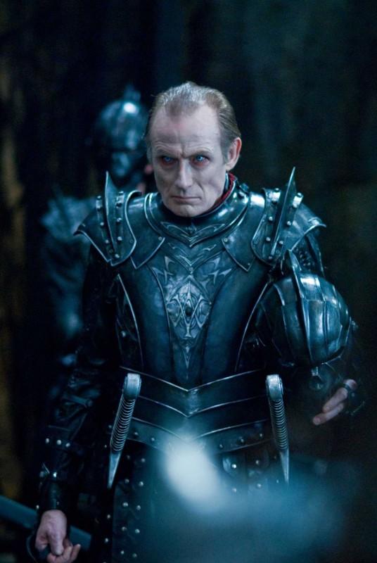 Bill Nighy in un'immagine di Underworld: La ribellione dei Lycans