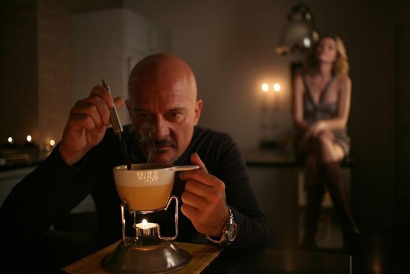 Claudio Bisio in un'immagine del film Ex