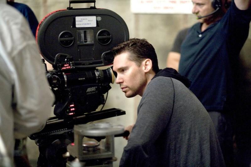 Il regista Bryan Singer sul set del film Operazione Valchiria