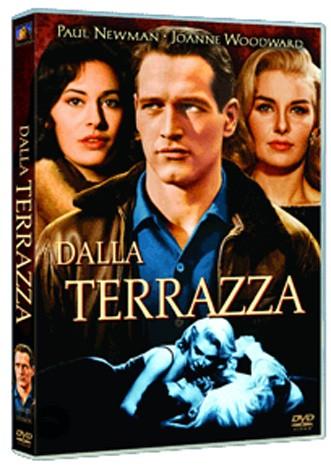 La copertina di Dalla terrazza (dvd)
