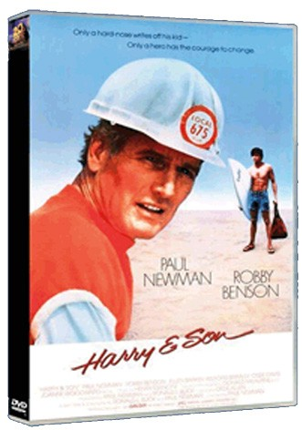 La copertina di Harry & Son (dvd)