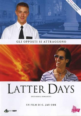 La copertina di Latter Days - Inguaribili romantici (dvd)