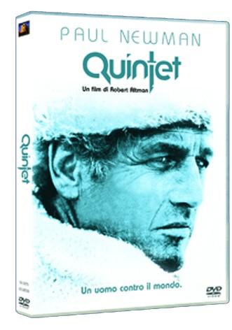 La copertina di Quintet (dvd)