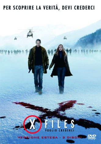 La copertina di X-Files: Voglio crederci - Edizione speciale (dvd)