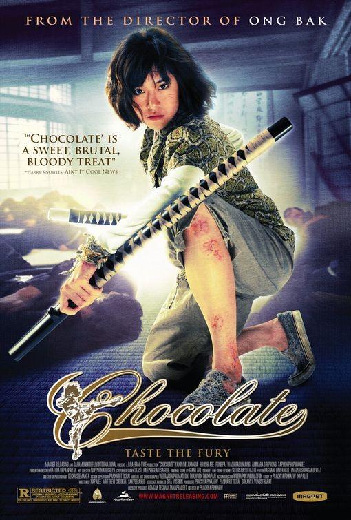 La locandina di Chocolate