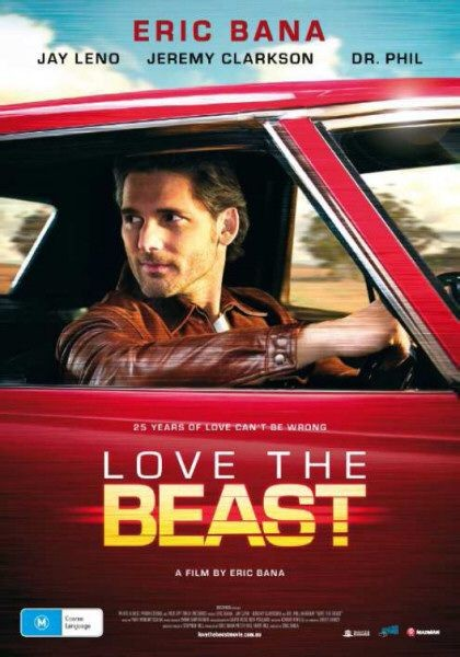 La locandina di Love the Beast