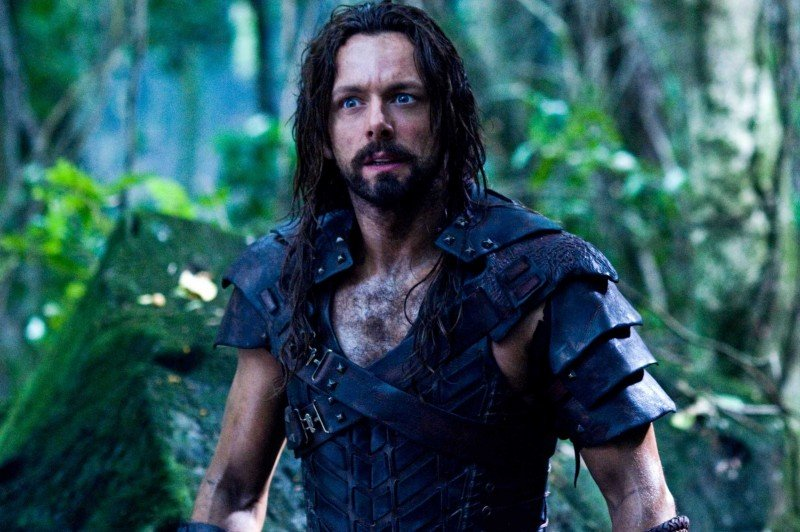 Michael Sheen in un'immagine di Underworld: La ribellione dei Lycans
