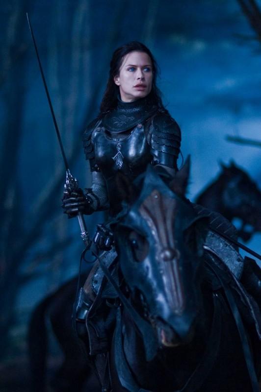 Rhona Mitra in un'immagine di Underworld: La ribellione dei Lycans
