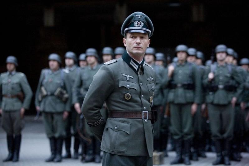 Thomas Kretschmann in una scena del film Valkyrie