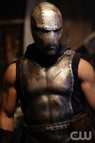 Un'immagine dell'episodio 'Legion' della ottava stagione della serie tv Smallville