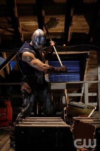 Un'immagine dell'episodio 'Legion' della ottava stagione di Smallville