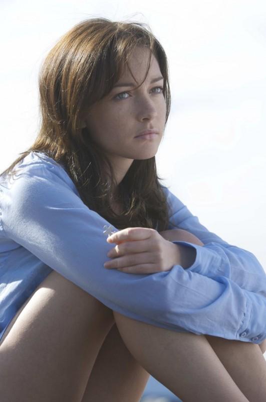 Cristiana Capotondi in un'immagine del film Ex