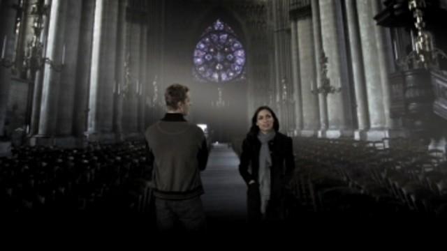 Una scena della serie online Gemini Division