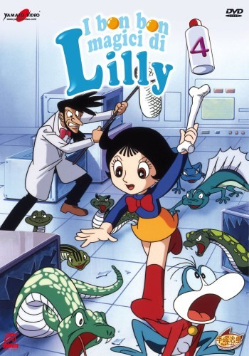 La copertina di I bon bon magici di Lilly. Vol. 4 (dvd)