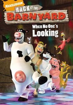 La locandina di Barnyard - Ritorno al cortile