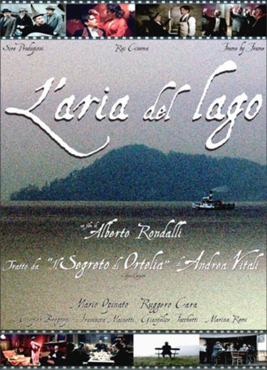 La locandina di L'aria del lago