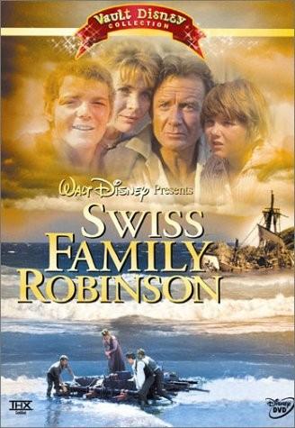 La locandina di La famiglia Robinson