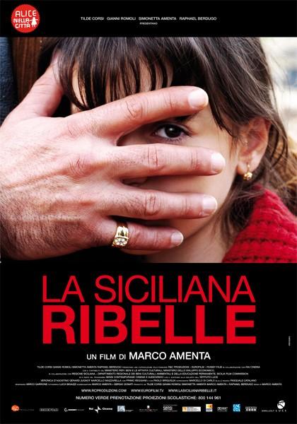 La locandina di La siciliana ribelle
