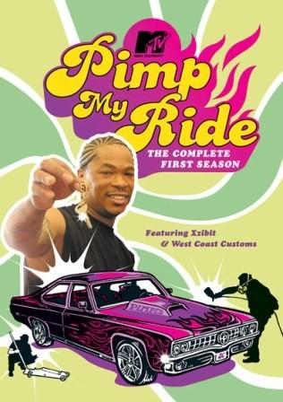 La locandina di Pimp My Ride