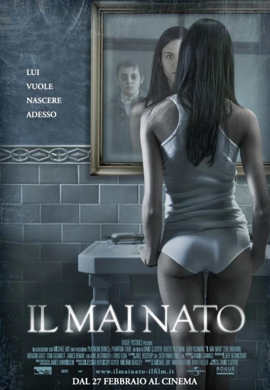 Locandina italiana del film Il mai nato