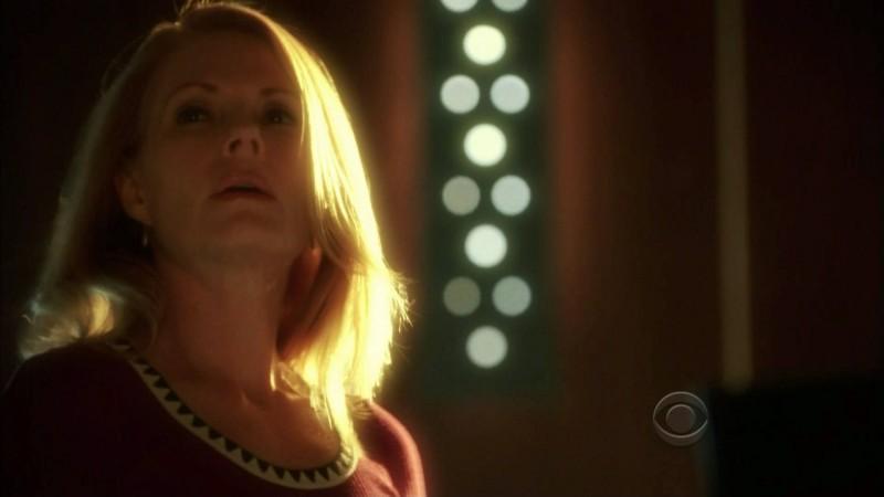 Marg Helgenberger nell'episodio 'One to go' della serie televisiva CSI Las Vegas
