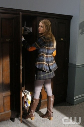 Blake Lively nell'episodio You've Got Yale di Gossip Girl