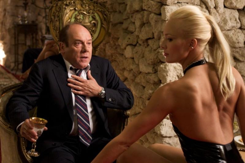 Carlo Verdone in un'immagine del film Italians
