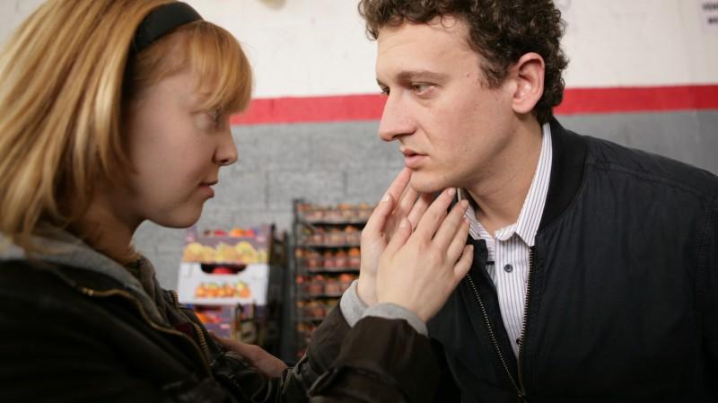 Dario Costa ed Elena Ravaioli nell'episodio Apparenze de Il bene e il male