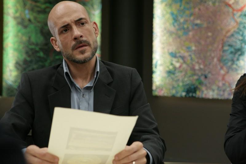 Gianmarco Tognazzi in una scena dell'episodio Apparenze de Il bene e il male