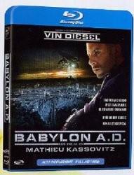 La copertina di Babylon A.D. (blu-ray)