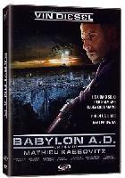 La copertina di Babylon A.D. (dvd)