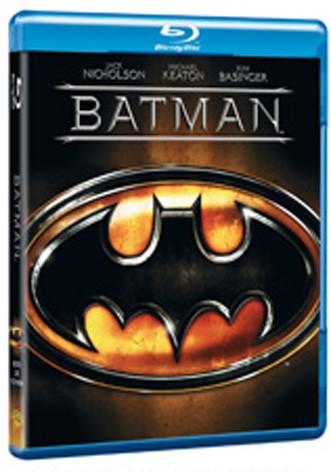 La copertina di Batman (blu-ray)