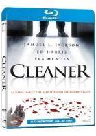 La copertina di Cleaner (blu-ray)