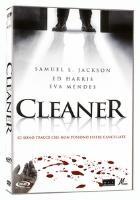 La copertina di Cleaner (dvd)
