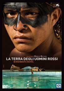 La copertina di La terra degli uomini rossi - Birdwatchers (dvd)