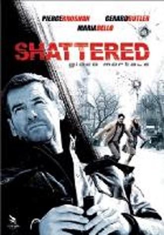 La copertina di Shattered (dvd)