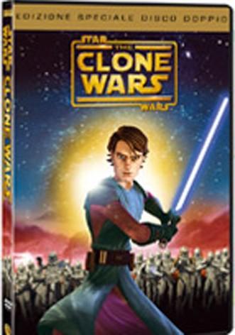 La copertina di Star Wars: The Clone Wars - Edizione speciale (dvd)