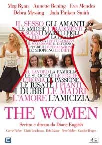 La copertina di The Women (dvd)