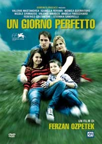 La copertina di Un giorno perfetto (dvd)