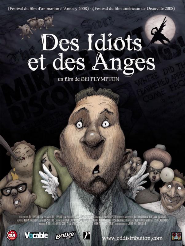 La locandina di Idiots and Angels