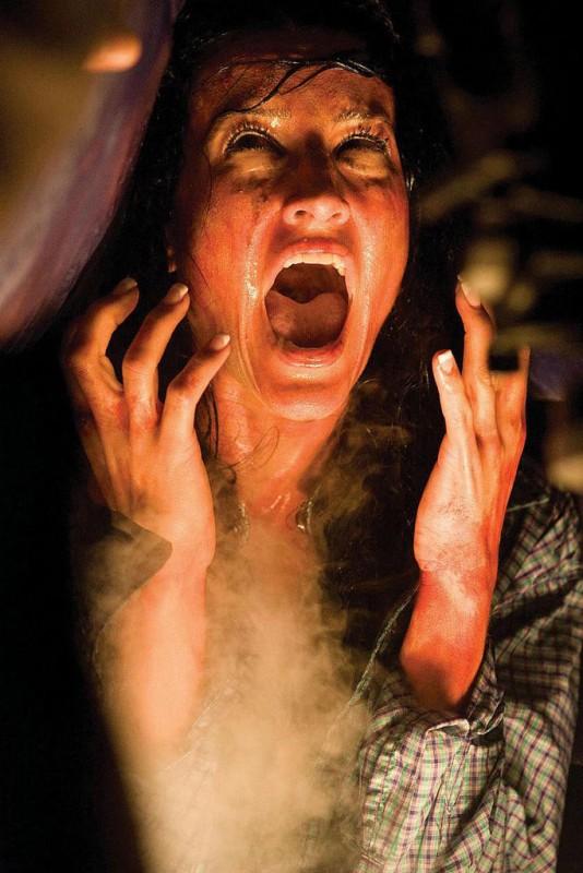 America Olivo è Amanda nell'horror Venerdì 13