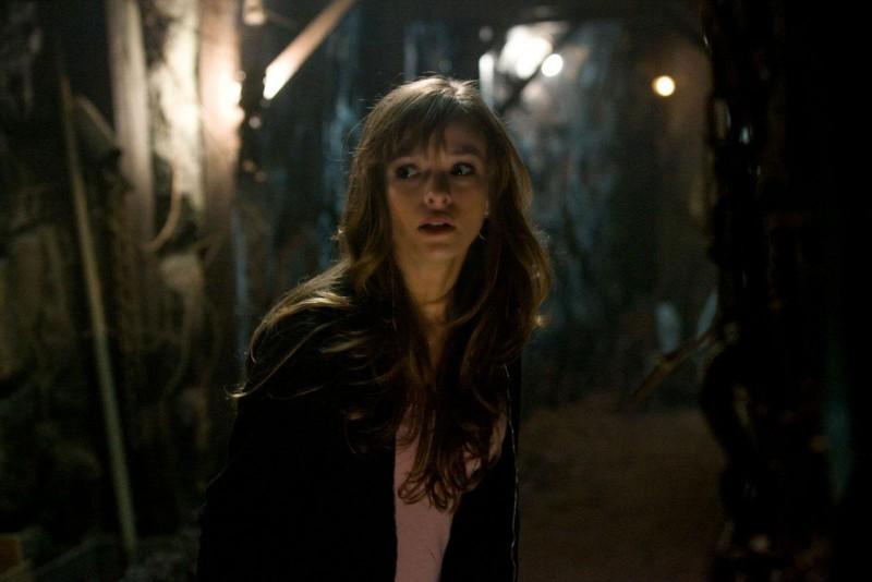 Danielle Panabaker in un'immagine dell'horror Venerdì 13