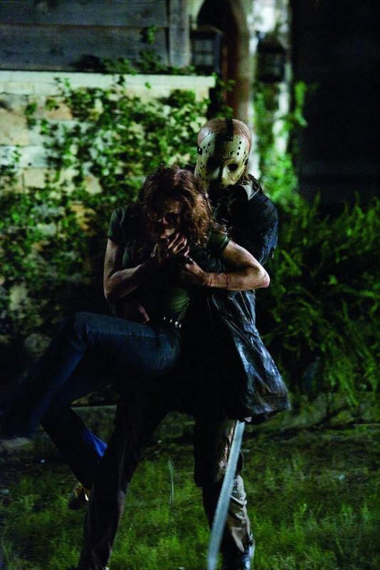 Derek Mears interpreta Jason Voorhees nel film Venerdì 13