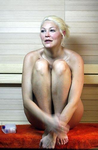 Grande Fratello 9: Federica in sauna