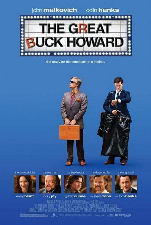 La locandina di The Great Buck Howard